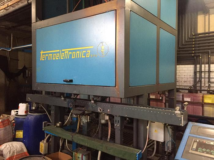 Used DYEING COLOUR KITCHEN TERMOELETTRONICA