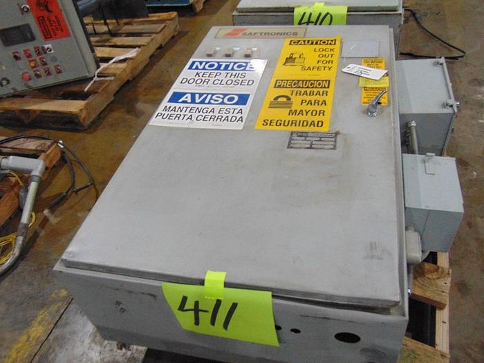 Used Safetronic Drive Panel, 250HP