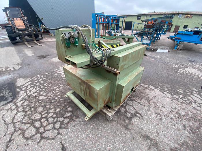 Used Randek, 5SM, Cross cut saw