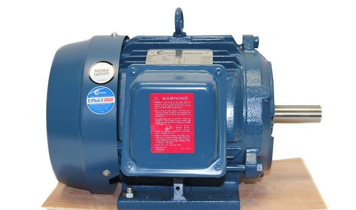 Century T57029 Electric Motor, 3 HP, 1800 RPM, 230V/460V, 182T Frame NEW (2745)