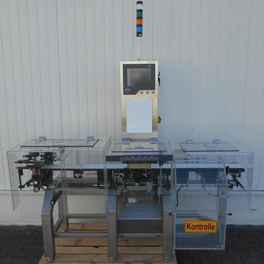 Used R 12870 D - Checkweigher OCS HC - 750 g