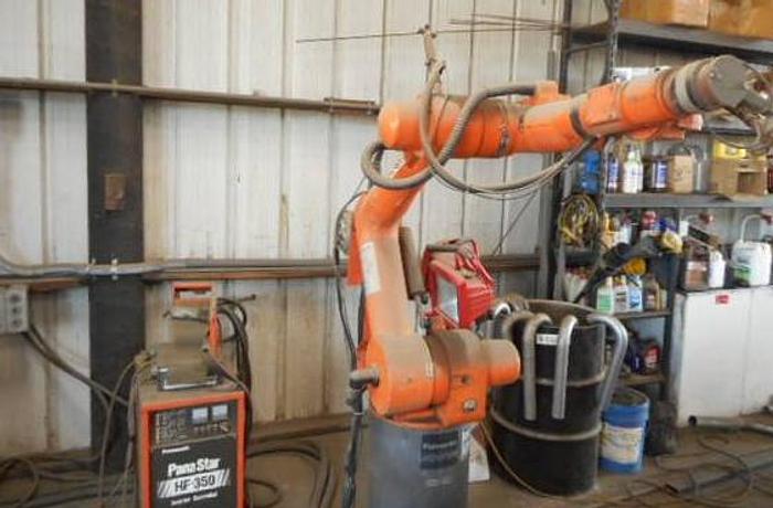 Panasonic AW-0660 Robot Welder