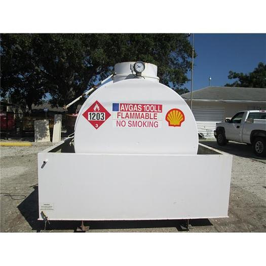 4000 Gallon (Lined) Fuel Tank With Built In Containment