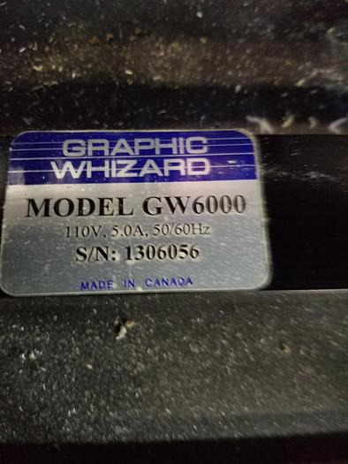 Graphic Whizard GW6000
