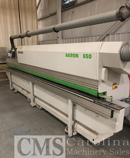 Used 2006 Biesse Akron 650 Edgebander