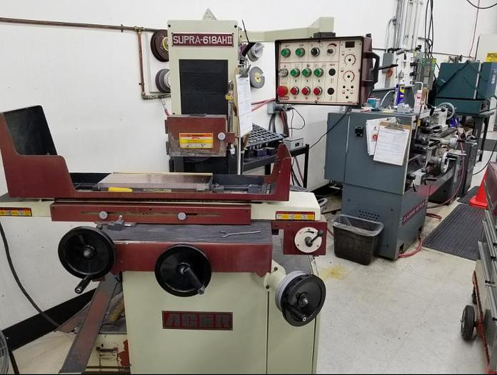 2003 Acer Supra 618AH11 2-axis Surface Grinder #1701