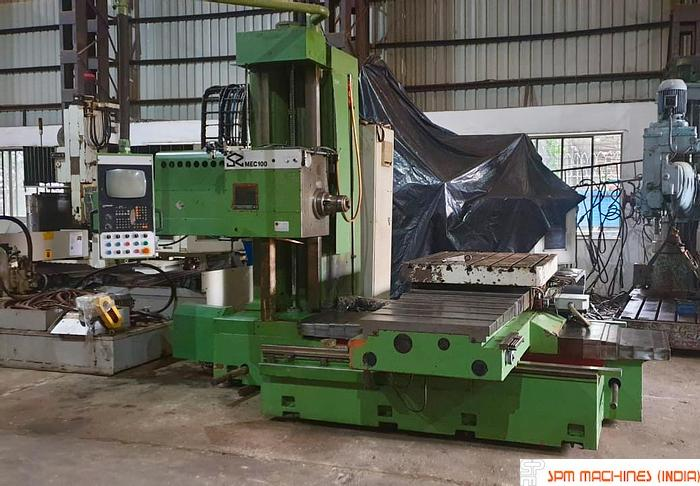 Used San Rocco MEC100 CNC H Boring Machine