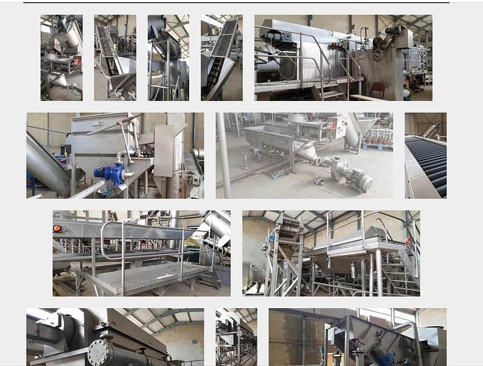 Used KIREMKO Potato Chip Line - NOW US$265,000