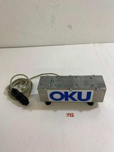 OKU Linear Vibratory Drive Feeder Drive A59680 24VDC  *New~Fast Shipping*