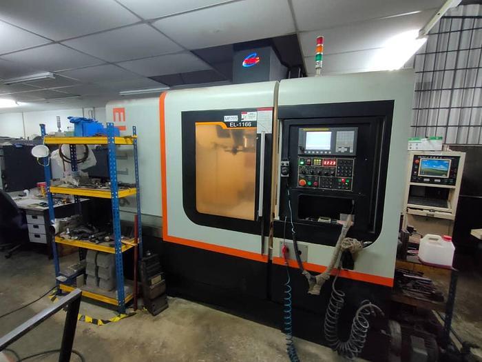 Used Used ETEC EL-1166 Machine Center