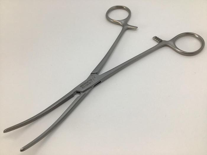 Forceps Artery Rochester Pean Curved 180mm
