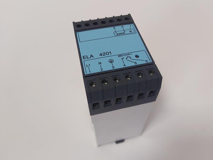 Überwachungsrelais, ELA 4201, ADS Electronik neu