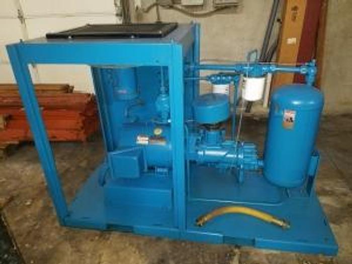 Quincy NW Screw Compressor