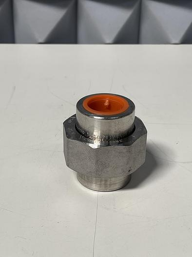 Used ASP USA A182 F316/316L BS8 Stainless Steel Coupling