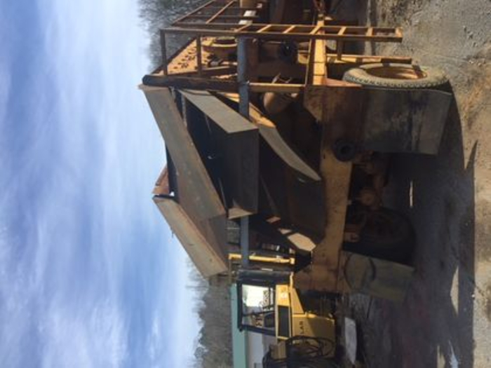 1994 CEC Portable Sand & Gravel Wash Plant