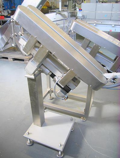 Used Sortec Side Belt Conveyor