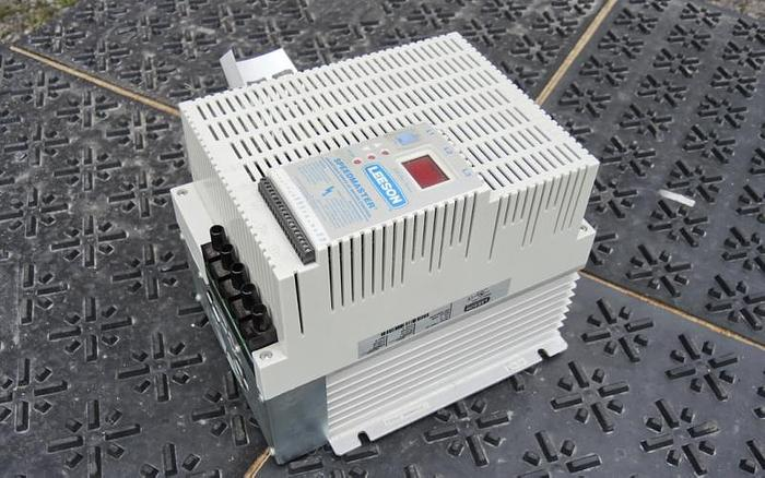 USED LEESON ADJUSTABLE SPEED AC DRIVE, 15 HP
