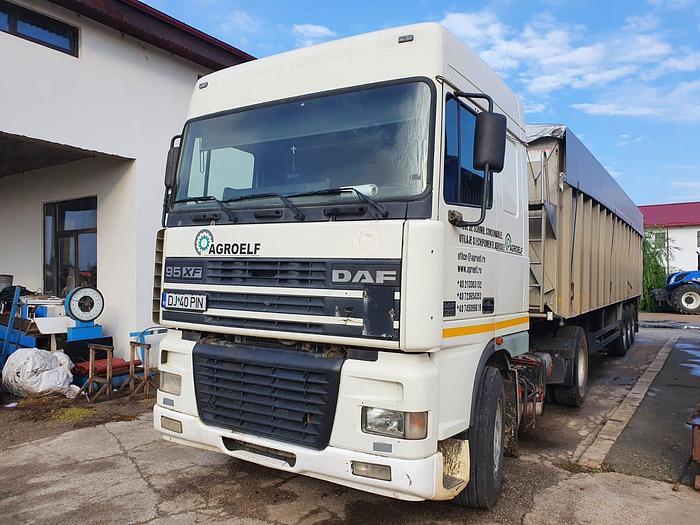 Used 2000 DAF 95 xf 430 euro 2 manual