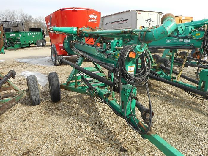 Used GEA 8 Manure Pump