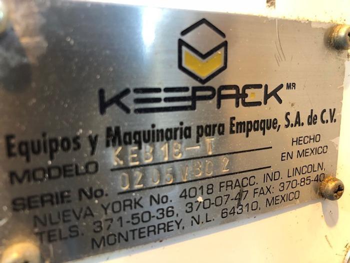KEEPACK FORM FILL & SEAL BAGGER #3482