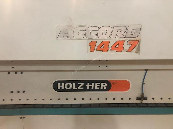 Holz-her 1447 Accord PUR