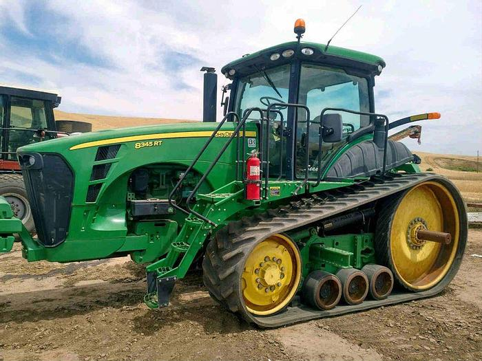 Used John Deere 8345RT Tractor w/ IVT