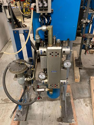 SEALANT EQUIPMENT & ENGINEERING SERVO DRIVEN ROBOTIC SEALANT APPLICATOR PUMP