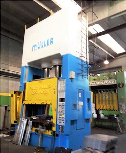 Used Press Sheet Stamping Hydraulic Muller