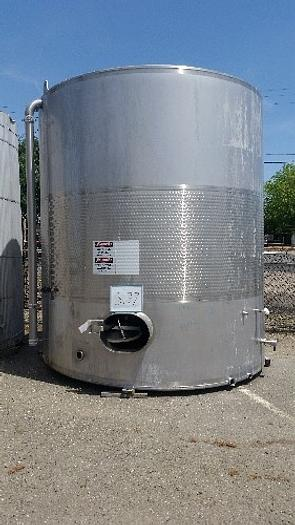 Mueller 6,500 Gallon Jacketed Tank