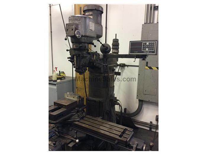 Bridgeport Model Series 1 Vertical Milling Machine