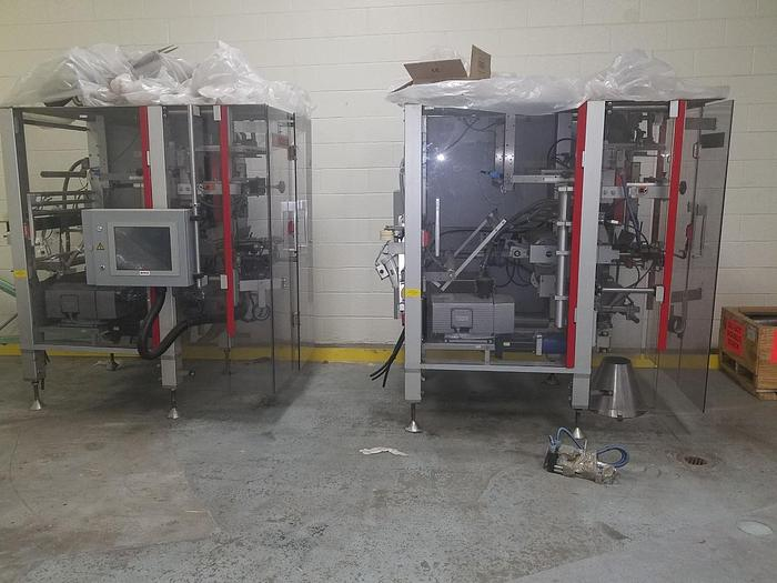 2011 BOSCH/YAMATO SVE 2510 AB - high speed packing line - 2 Off Available