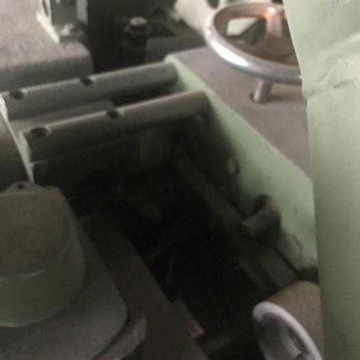 Gubish  Parquet machine