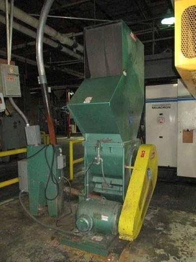 Used 40 HP FOREMOST GRANULATOR MODEL HLD-7A