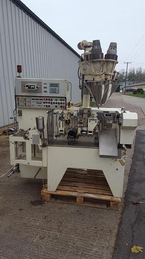 Used Volpak S-130-D Sachet Machine