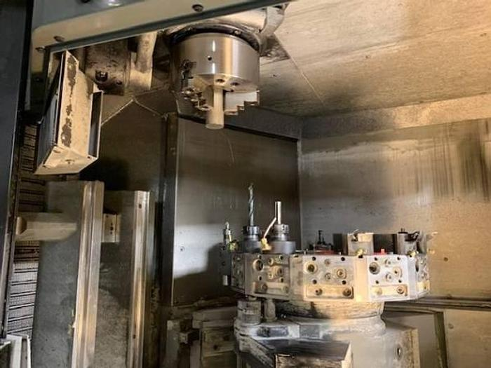 Haas ST-30SSY CNC Turning Center