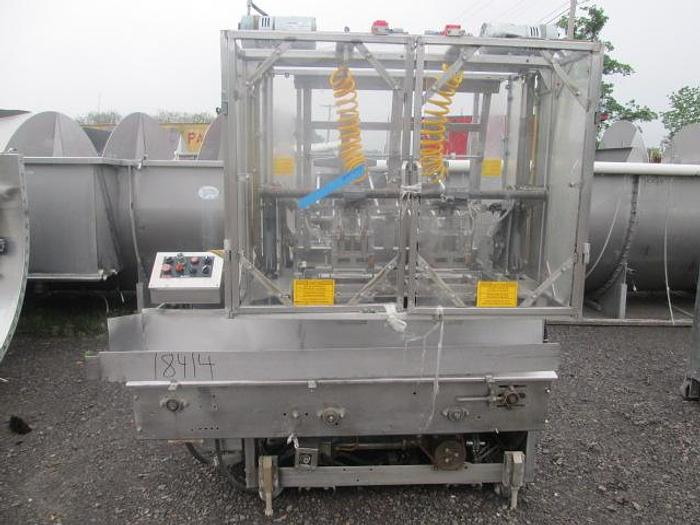 Used Adco Carton Former; Md#AFH75.2.SS