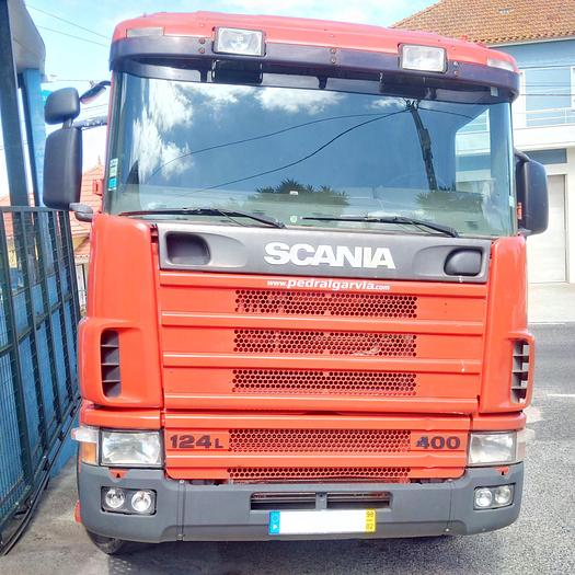 1998 SCANIA R 124 L 400 manual retarder hydraulic kit