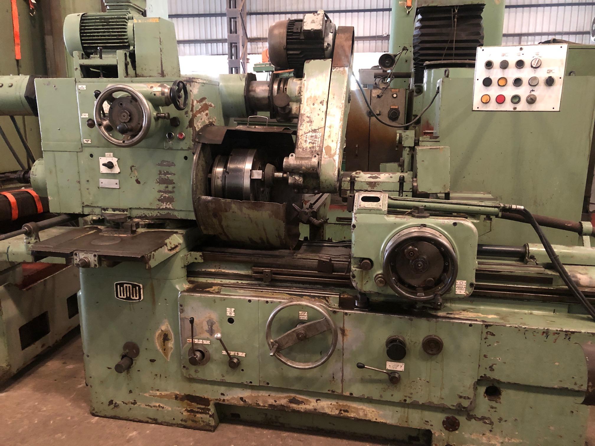 WMW SIP 400/500 Internal Grinder