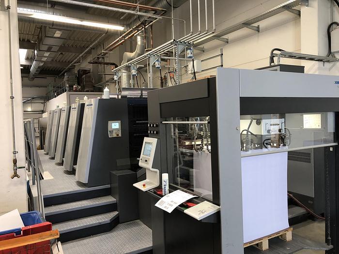 2018 Heidelberg XL106-4+LX