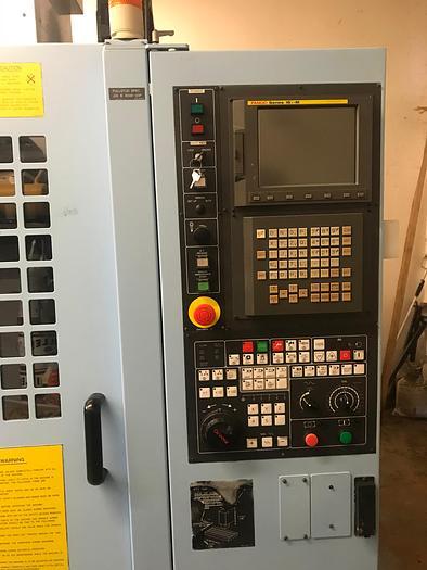 2002 Matsuura MC-550 VX #1699