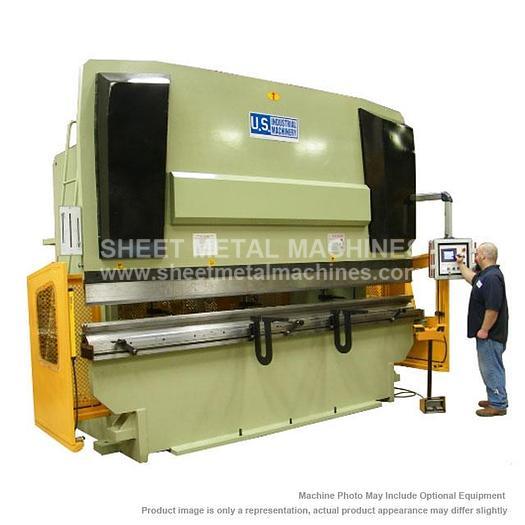 U.S. INDUSTRIAL CNC Hydraulic Press Brake USHB440-13