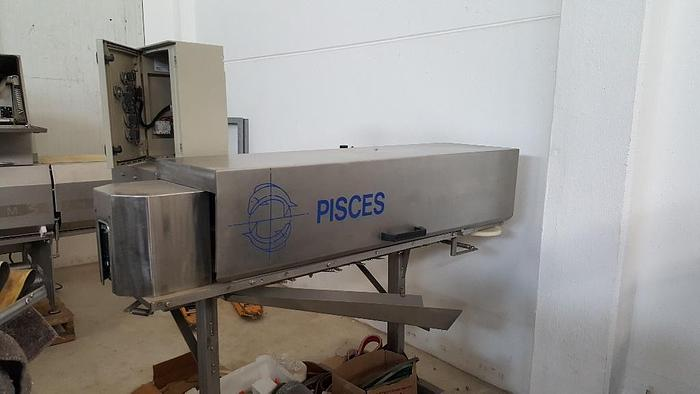 Used Pisces FR 200 filleting machine