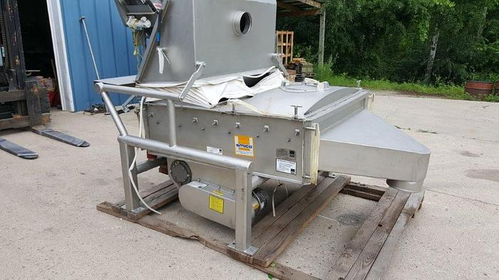 SMICO Horizontal Drop-In Screener