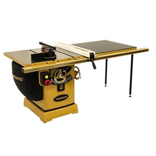 """POWERMATIC 2000B TABLE SAW - 5HP 1PH 230V 50"""" RIP W/ACCU-FENCE"""