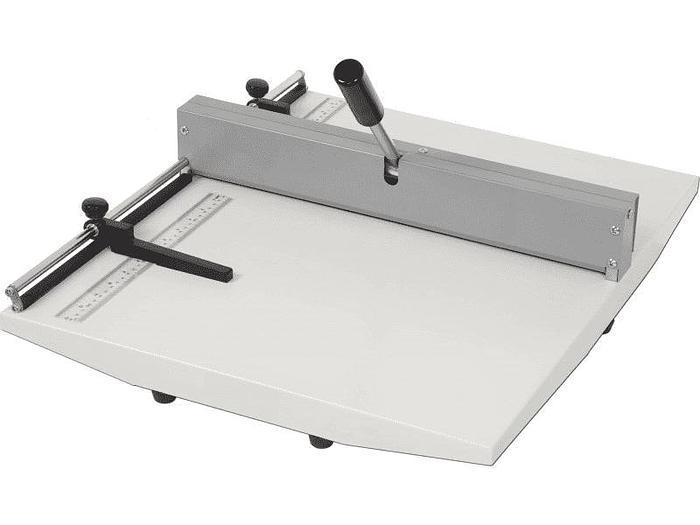 ELMPRO 46 Manual SRA2 Creaser Machine