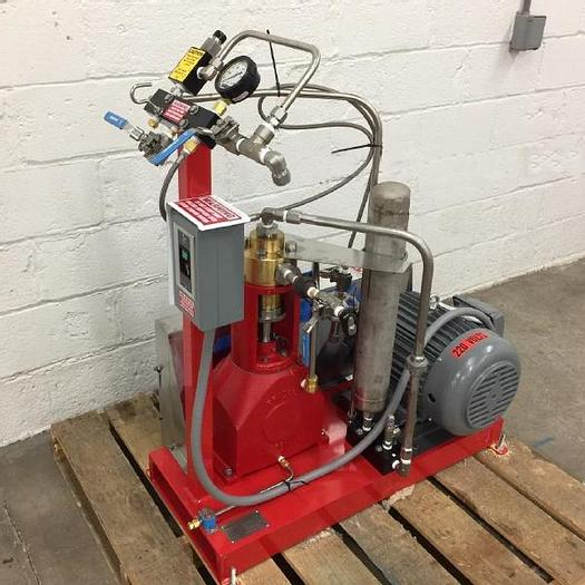 Used New CO2 Pump