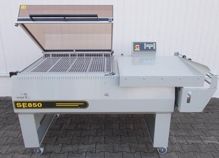 Used O 12520 D - L-Sealer and Shrink Unit SMIPACK SE 850