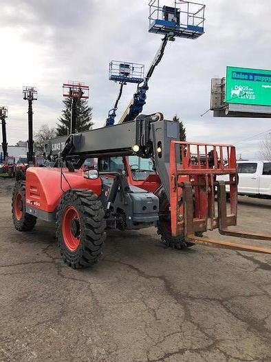 Used 2017 SKYJACK SJ843 TH 4WD Diesel Telehandler