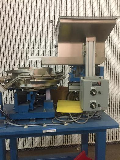 2014 Fortville vibratory feeder FC-93
