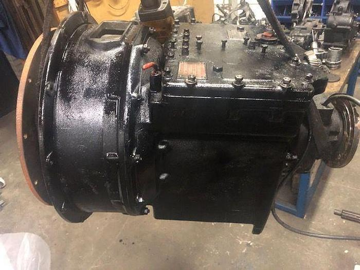 Used ZF 2HP45
